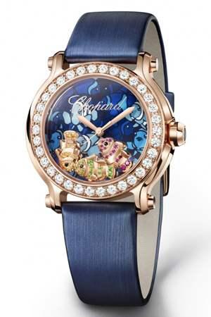 北京萧邦手表维修教你保养萧邦手表表带