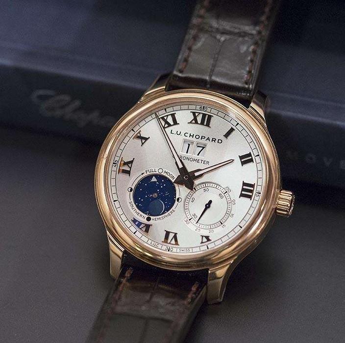 萧邦手表怎么辨别真假